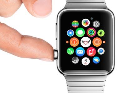 网站设计-苹果手表IOS设计