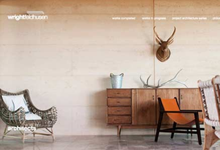网站设计-家居网站