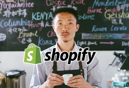 网站设计Shopify Store Owner