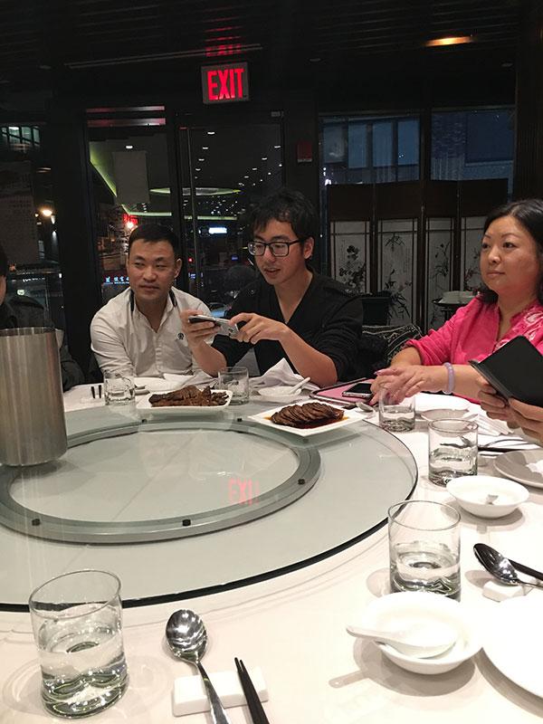 法拉盛网CEO Lina