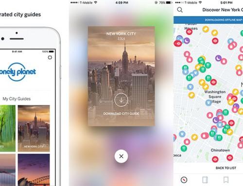 孤独星球Lonely Planet推出官方应用 Guides-驴友必备