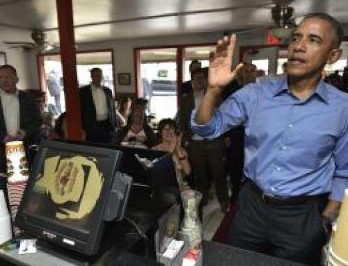 SXSW现场/奥巴马也会聊大数据和算法