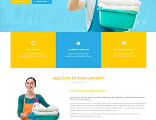 Laundry洗衣店互联网开发方案