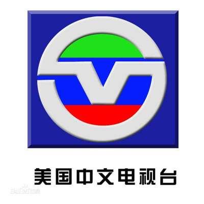 美国中文电视-logo