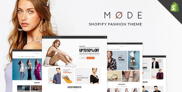 Fashion Shopify