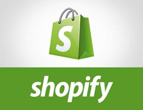 融资1亿美元线上商城Shopify之使用经验