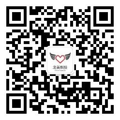 北美科技微信公众号QR-code