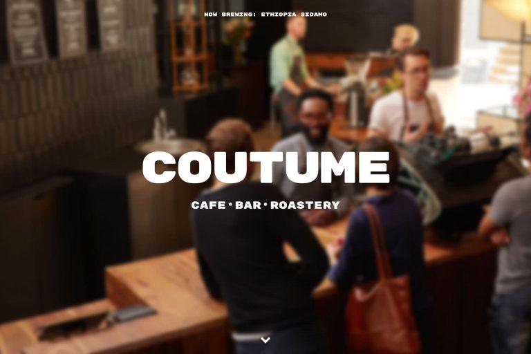 咖啡店之精